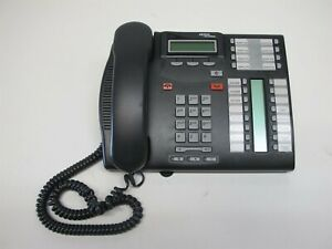 Nortel Networks Norstar T7316e Charcoal Speaker Phone Nt8b27jaaae6