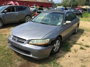 Automatic Transmission 2 3l Fits 00 Accord 461739