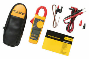 Fluke 324 True Rms Clamp Meter With Temperature 400a