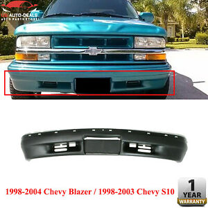 Front Lower Valance Air Dam Deflector For 1998 04 Chevrolet S10 Blazer Extended