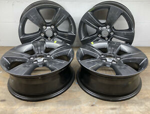 Jeep Patriot Compass Dodge Caliber 17 Oem Charcoal Wheels Part 2380b