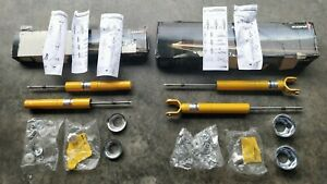 Koni Yellow Sport Shocks struts Set 89 91 Civic Crx