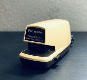 Panasonic Commercial Electric Stapler Model As 300n Tested Working