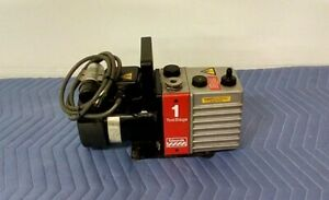 Edwards 1 E2m 1 Two Stage High Vacuum Pump W Electromotors Limeted Ac Motor