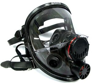 Honeywell North 760008a North 7600 Series M l Full Face Respirator Mask 1 each