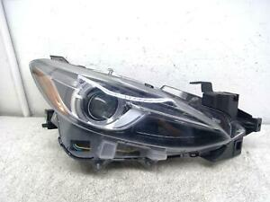 2014 2016 Mazda 3 Rh Replacment Headlamp Xenon hid W o Adaptive