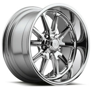 Staggered Us Mags U110 Rambler 22x9 22x11 5x5 1mm Chrome Wheels Rims