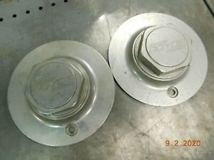 Vintage Boyd s Truck Billet Aluminum Wheel Center Caps Ford Dodge Chevy Gm Car