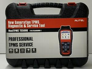 Autel Ts508 Tpms Diagnostic Service Tool With Obdii Connector W case