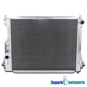 For 2005 2014 Ford Mustang Manual Transmission 3 Row Aluminum Cooling Radiator