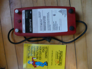Zareba Red Snapper snap r 15 Mile Fence Charger Electric Fence 66b