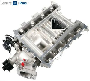 Camaro Zl1 Cadillac Cts v Lsa Supercharger Assembly Snout New Gm Oem 12670278