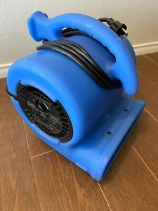 B air 1 4 Hp Air Mover Blower Fan For Water Damage Restoration carrier floor