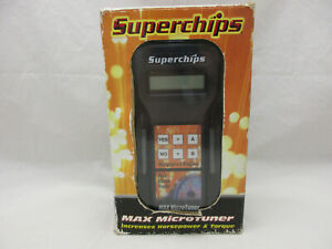 Superchips Max Micro Tuner 1705 Ford Turbo Diesel 7 3l Powerstroke 1994 03