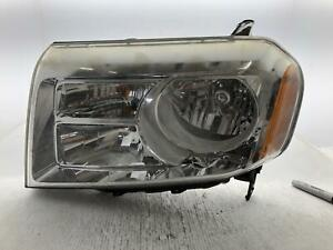 2012 2015 Honda Pilot Headlight Hal Drivers Left Lh Oem