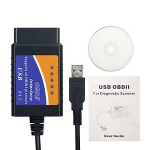 Usb Modified Obd2 Elm327 Ms Can Hs Can Mazda Forscan Diagnostic Scanner For Ford