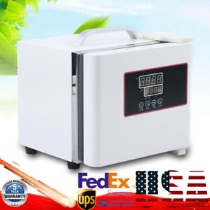 80w Digital Incubator Electric Thermostat 6l Microbial Temperature Control Usa