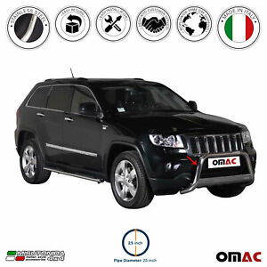For Jeep Grand Cherokee 2011 2014 Bull Bar Front Bumper Grill Guard S steel