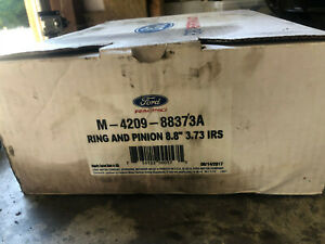 Ford Racing Ring And Pinion 8 8 3 73