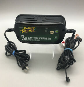 Deltran Battery Tender 3a 12v 6v High Efficiency Charger And Maintainer A23