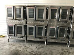Blodgett Convection Gas Oven With Double deck