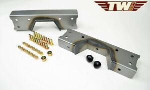 1988 1998 Rear C Notch Kit Obs 1500 Chevy
