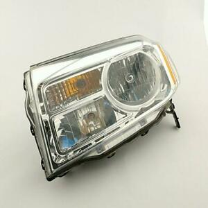 Headlight For Pilot Oem Assy Left Lens Scratches