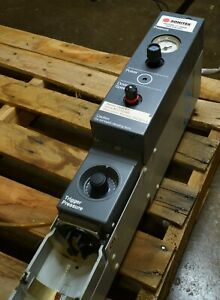 Branson Ultrasonic Welder Head comes With Base stand And Controller