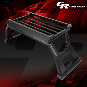 Textured Truck Bed Roll Bar W Storage Box For 2007 2018 Toyota Tundra Styleside