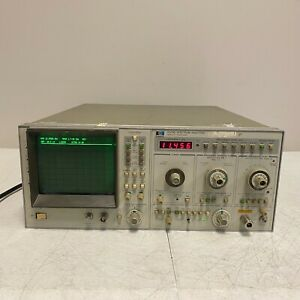 Hp 8569b Spectrum Analyzer 01 22ghz Tested And Working Unit