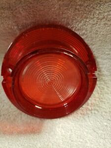 Vintage Guide 1 Original 1964 Chevy Impala Back Up Tail Light Lens Housing