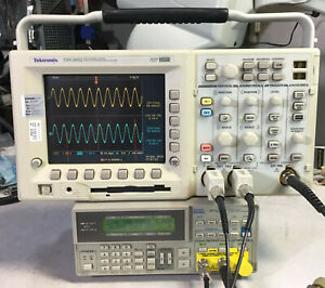 Tektronix Tds3052 2 Ch Dpo Oscilloscope 500mhz 5gsa s Options