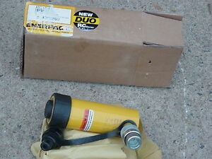 Enerpac Rc 104 Duo Series Hydraulic Cylinder 10 Ton 4 Stroke New