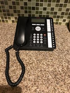 Avaya 1416 70046869 Business Office Digital Voip Ip Phone W Stand 1416d02a 003