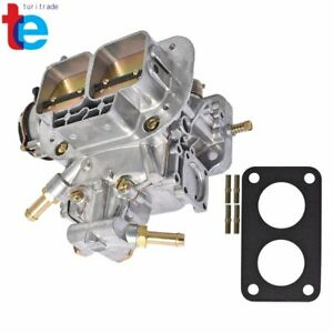 Carburetor For Weber 38 2 Barrel Fiat Renault Vw Dodge Toyota Pickup Jeep Ford