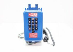 Northern Telecom 301a Blue Explosion Proof Phone P3013