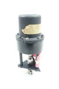 Whitey Ss 3nbsw4t 95 nc gtn 4 00606a Pneumatic Stainless Valve 1 4in