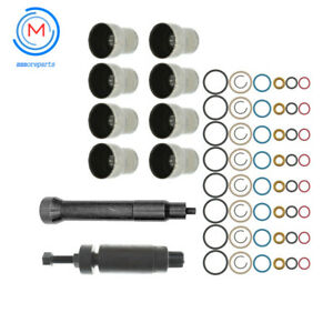 Injector Sleeve Cup Removal Tool Install Kit For 03 10 Ford Powerstroke 6 0l
