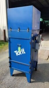 Torit Mist Collector Mc 1000 2 Stage Inv 41707