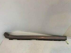 1998 99 2000 2001 Ford Explorer Right Rocker Panel Side Skirt F77d 98101a04 aaw