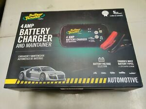 Deltran 4 Amp Battery Charger And Maintainer new In Box