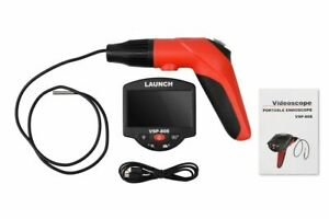 Launch 4 3 Video Inspection Scope Camera Automotive Borescope With Video Record