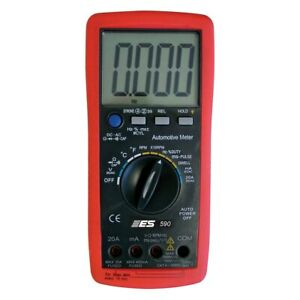 Professional Digital Multimeter With Automotive Engine Analyzer And Temperature