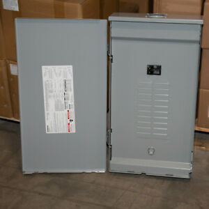 Siemens 100 Amp 20 Space Electrical Panel Pw202b1100cu New In Box