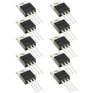 10 Kit Irf3205 Fast Switching Power Mosfet Transistor N channel Set Replacement