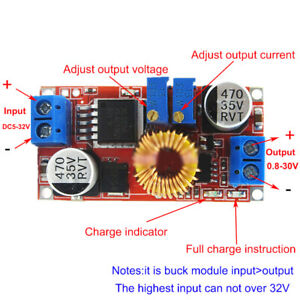 75w 180khz Power Supply Module Constant Current Led Driver Regulator Converter