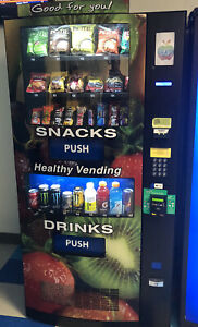 Hy2100 Seaga Healthy You Vending Machines For Sale New 12 2019 5 Machines