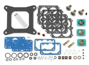 Holley 37 485 Renew Kit Carb Rebuild Kit For 4160 600 Cfm Exc R9 Series
