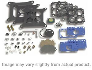 Holley 37 720 Carb Rebuild Kit For Model Number 4160 600 Cfm For R9 Series