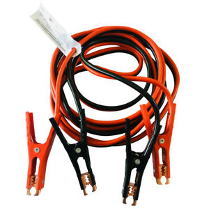 16 Ft 6 Gauge Battery Jumper Heavy Duty Power Booster Cable Emergency Car 300amp